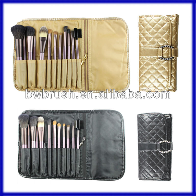 professionele geitenhaar make-up borstel set