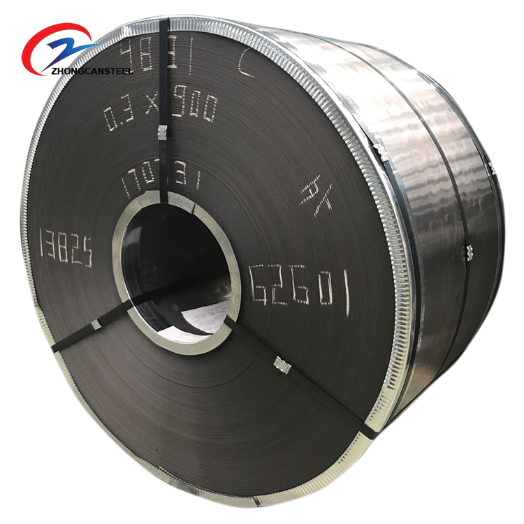 201 409 410 High Strength 1% Nickel Carbon Cold Rolled Steel Plate In Coil