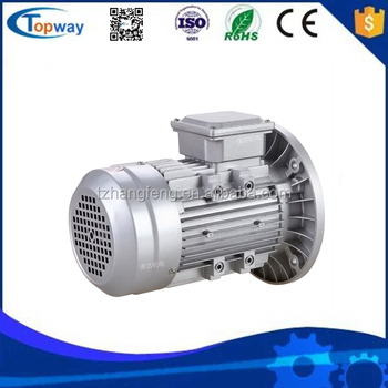 Flange Mounted Y2 Three Phase B5 Cast Iron Electric Motor