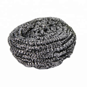 JINKAI Kitchen and pot cleaning Stainless Steel Scourer metal Scrubber
