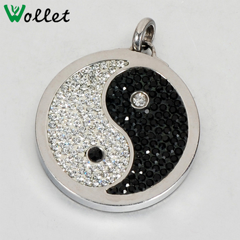 38mm stunning yin yang pendantquantum pendant jewelry view yin 38mm stunning yin yang pendantquantum pendant jewelry mozeypictures Images