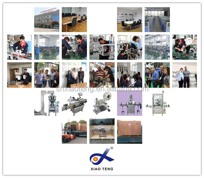 China Supplier Automatic Horizontal labeling machine