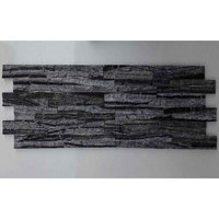 Natural Antique Wood Marble Culture Stone Tile Wall Panel,Flagstone Wall Tiles