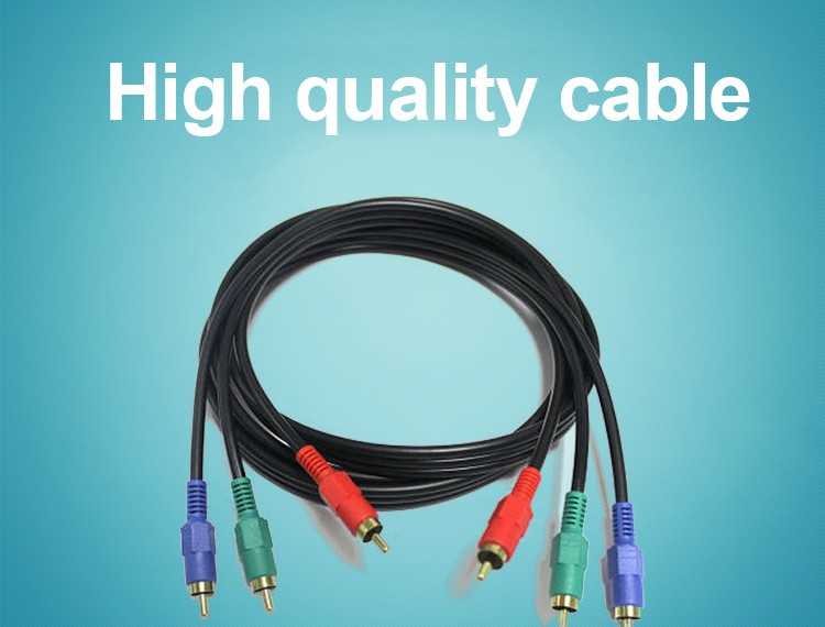Wholesales 3rca To 3rca Audio Video Composite Cable Av 3rca To 3rca ...