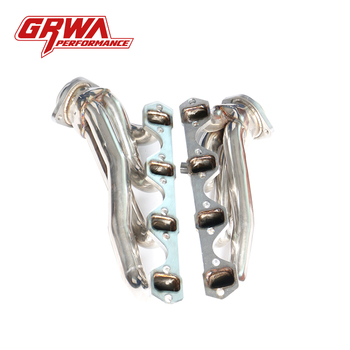 Chinese Gold Supplier Auto Part 1.25mm Ss201 Flange Stainless Steel Header