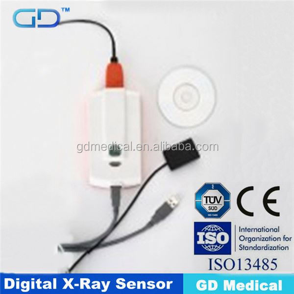 GD Medical high resolution usb digital dental x-ray sensor