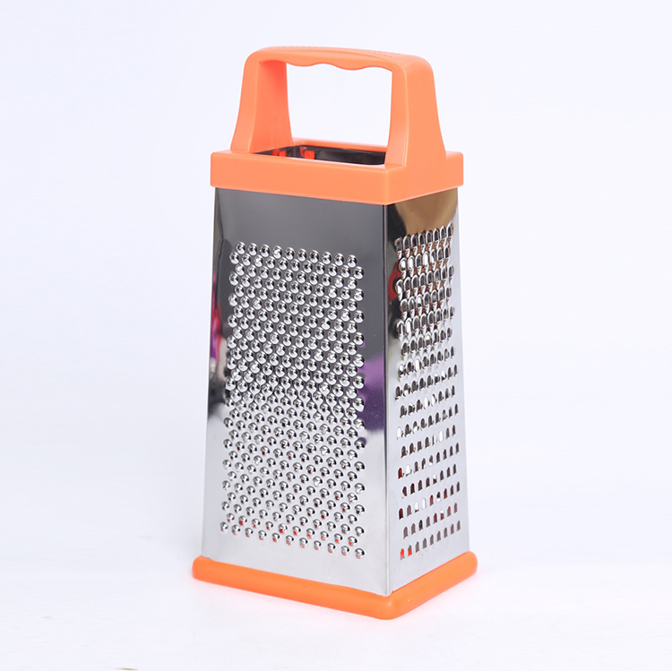 Multi-function 4 sides stainless steel vegetable grater