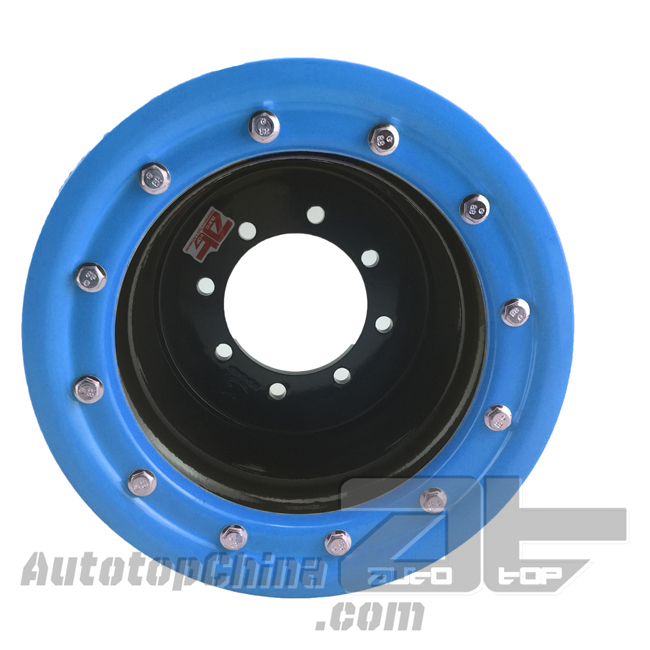 Amphibious 8 inch ATV UTV Beadlock Wheels for Polaris ATV