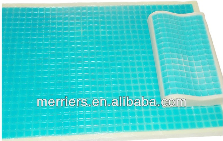 thermo gel memory foam mattress gel mattress toppergel pad mattress topper buy gel memory foam mattress toppergel mattress toppergel pad