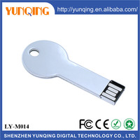 1 Gb 4Gb 8Gb 16Gb 64Gb 128Gb Usb Flash Drive Key Made Of Steel