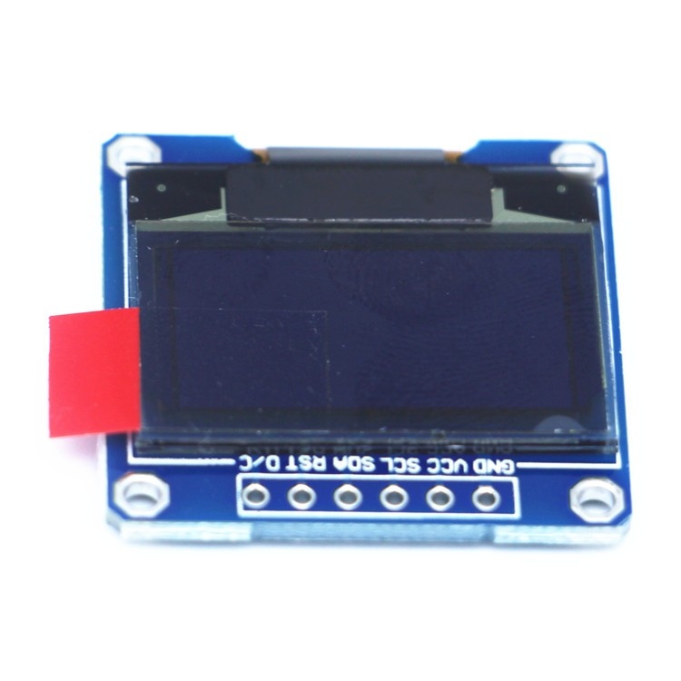 mini HDMI screen 0.96 inch OLED screen OLED display module module 12864 blue
