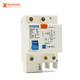 Certificate sample DZ47LE-63 1P+N 25A 2pole 10mA 30mA 100mA 300mA rccb rcd rcbo industrial socket with elcb