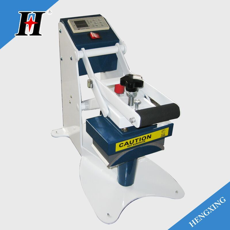 China supplier with good service QX-A7-B transfer printting roll heat press with blankets cap heat press machine