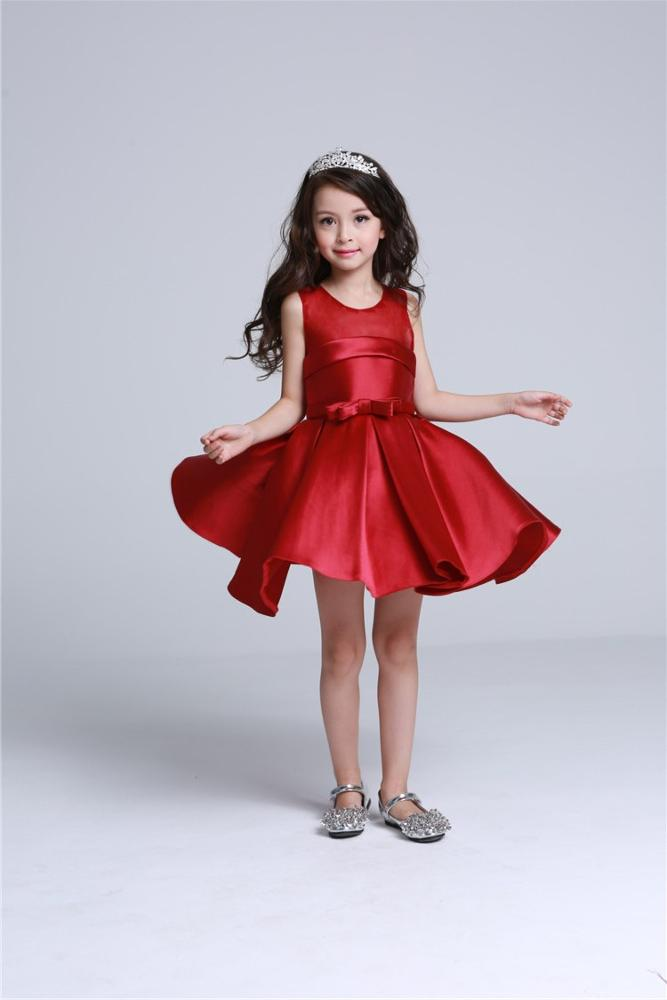 Elegant Red Ball Gown Latest Wedding Designer Evening Dress Patterns ...
