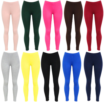 88179032043cd3 Factory Price Supply Stock Leggings!!!Classical Ladies Leggings Various Designs  Cotton Leggings