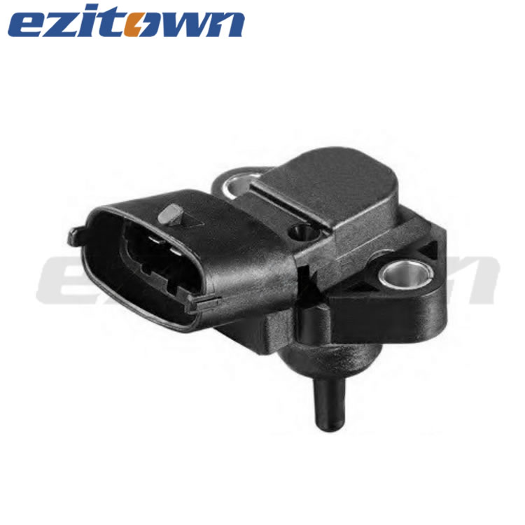 Ezitown Auto Parts Air Pressure Sensor for GM OE 93232415/GW 100 18 211/39330-26300/480EE-1008060/22634-AA00A/0 261 230 013