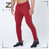 Custom Cotton Polyester Mens Gym Wear Fitness Tapered Gym Jogger Pants