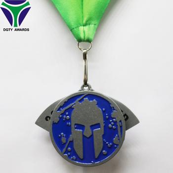 Spartan Super Finisseur Médaille Avec Ruban - Buy Médaille  Spartiate,Médaille Spartiate Super Finisseur,Médaille Finisseur Avec Ruban  Product on