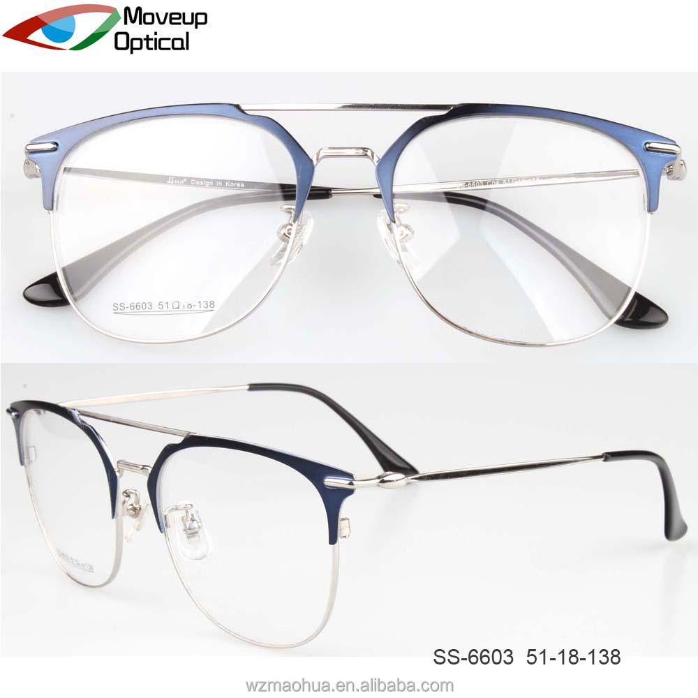 Venta al por mayor marcos delgados gafas-Compre online los mejores ...