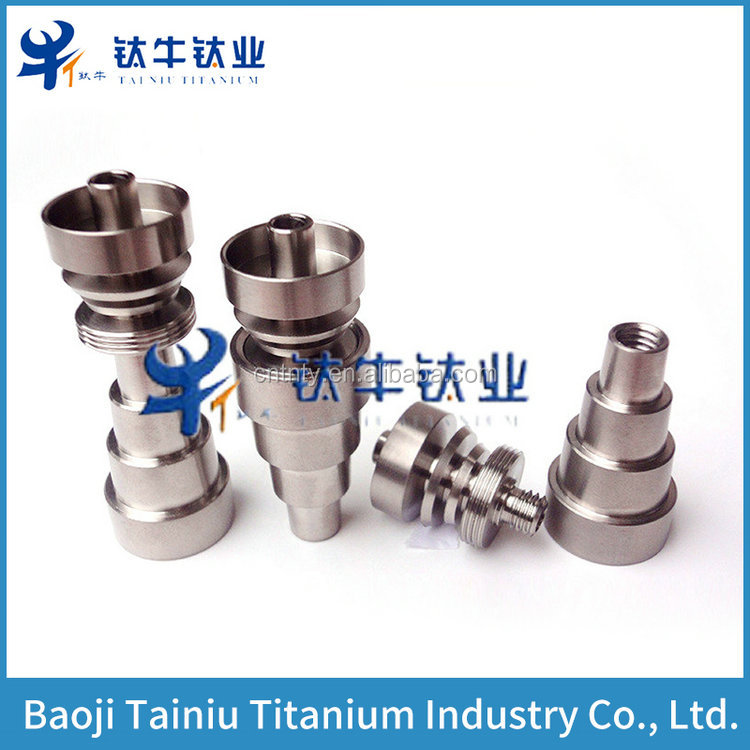 Best Value CE ISO Certificated Smoking Gr2 Titanium Nail
