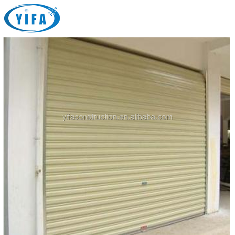 Residential Store Room Roller Door/ Warehouse Roller Door/ Aluminum Roller Shutter Door