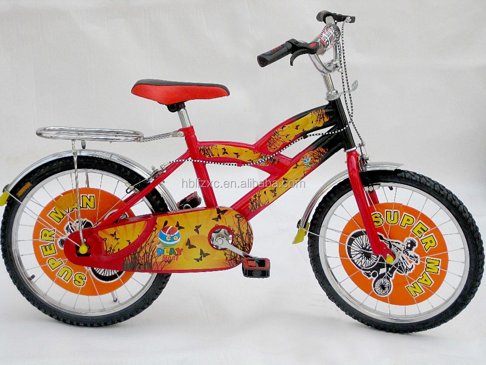 china kids bicycle/bycicle factory with bycicle helmet
