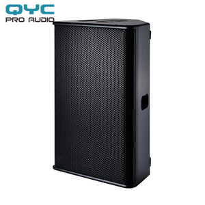 QYC High end stage dj equipment speakers for sale,high quality audio 15 inch dj speakers