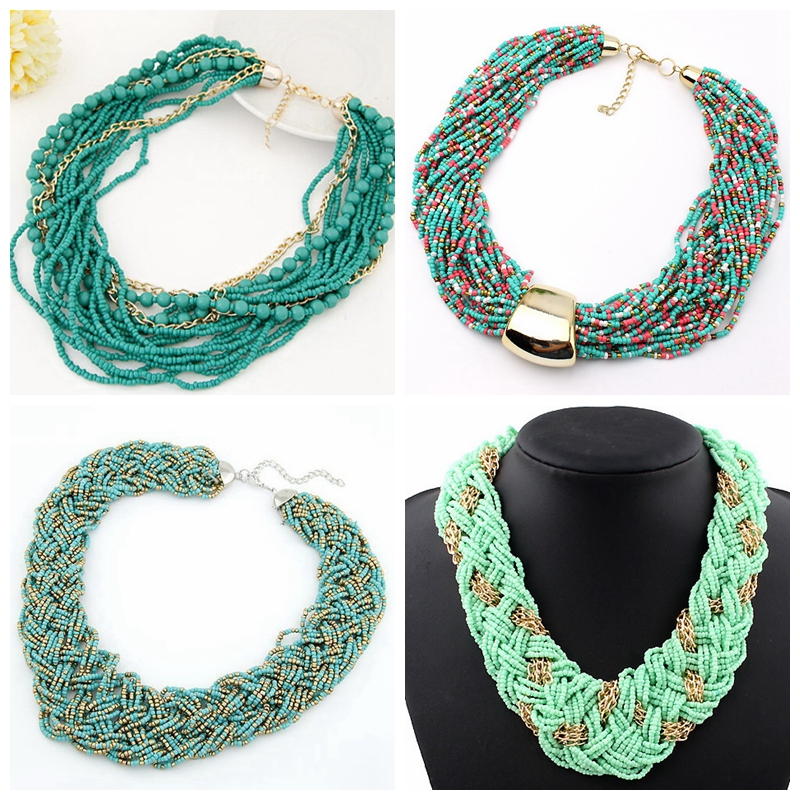 Online Shop China Latest Design Beads Necklace - Buy Online Shop ...