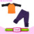 2017 Fall giggle moon remake outfits knit ruffle pants set girls thanksgiving outfit