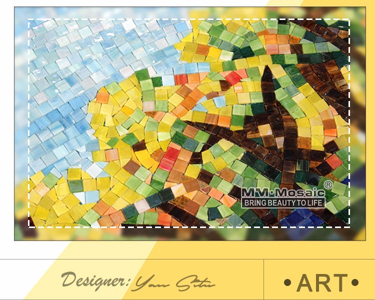 Excellent Glass Tile Wall Art Pictures Inspiration - Wall Art Design ...