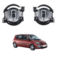 New items! OEM fog lamp with support for Renault SCENIC II/LAGUNA II/MEGANE II 2002 LOGAN 2005