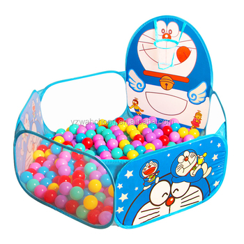 Doraemon cartoon ball pit play tent with six sides  sc 1 st  Alibaba & Doraemon Cartoon Ball Pit Play Tent With Six Sides - Buy Ball Pit Play ...