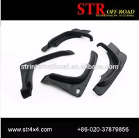 2 Off-road Vehicle car body protector fender flare for Toyota Tacoma 2014-2015