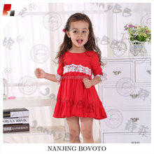 Wholesale children frocks designs christmas party baby girls dresses