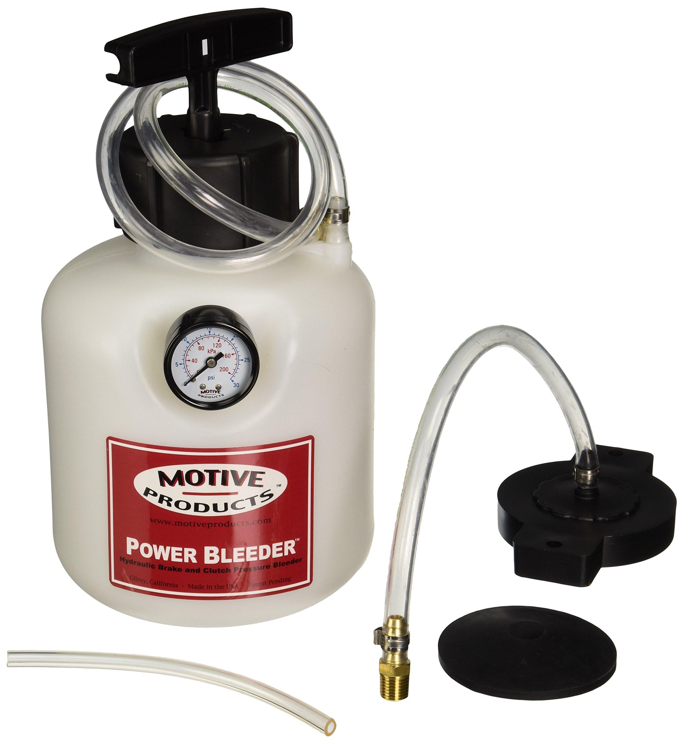 Motive Products 108 Brake System Power Bleeder