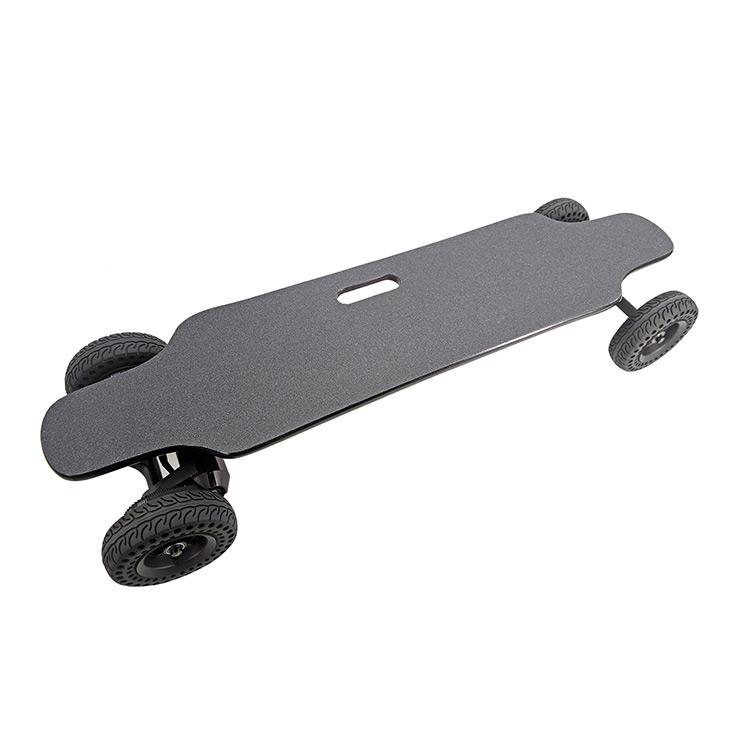 OEM Lithium Battery Electronic Skateboard 6.5inch Waterproof Elektrische Longboard