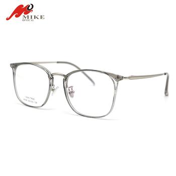 3be7edb431ec TR90 mixed metal eyewear transparent frames optical clear designer brand  myopia eyeglasses