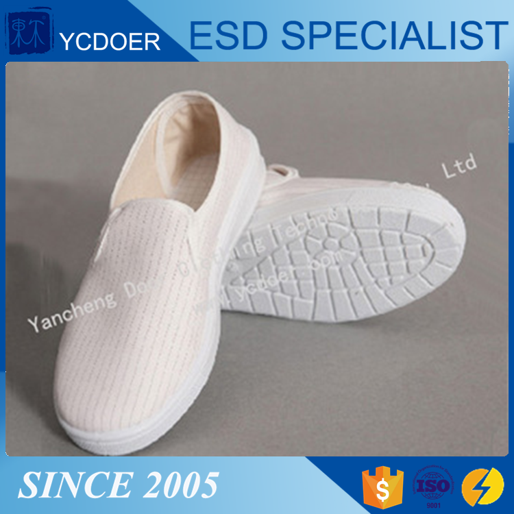 2016 Custom-made Cleanroom ESD Conductive Shoes