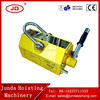 Magnetic lifter for lifting steel block metal sheet
