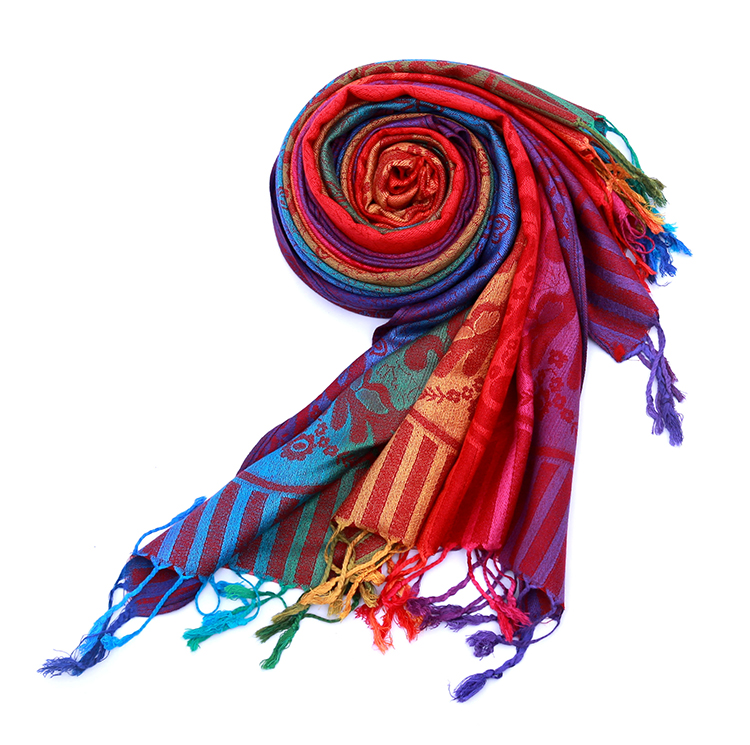 2016 New Arrival 68*170 Cotton Magic Cool Scarf