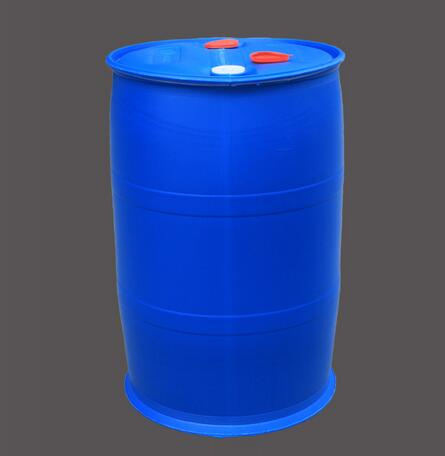 HDPE 200 liters blue plastic drum