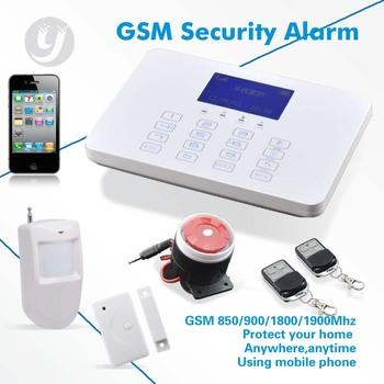 2016 the best home alarm gsm buy alarm gsm burglar alarm for Best buy burglar alarms