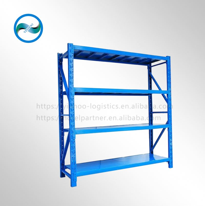 Heavy Weight Warehouse Storage automated warehouse selective racking system