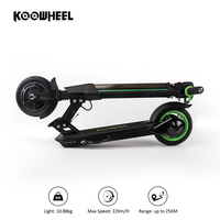 Koowheel E1 two wheels self balancing electric scooter wheel balance travel