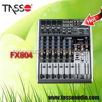china digital studio mixer soundcraft 8 channel professional audio mixers console buy digital. Black Bedroom Furniture Sets. Home Design Ideas