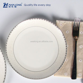 Golden Autumn Promotion New products Best Selling White dinner plates printing custom your Logos ceramic plates & Golden Autumn Promotion New Products Best Selling White Dinner ...