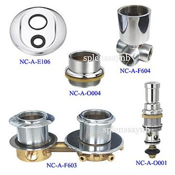 Faucet Body,Shower Parts,Deviator,Built-in Mixer Body - Buy Faucet ...