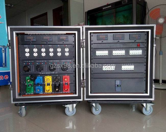 socapex lighting electric power controller box