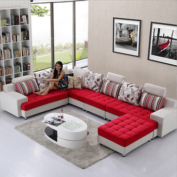 High end luxury living room furnitures of house sofa set for High end living room furniture