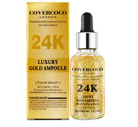 24 K essence essence moisturizing and brightening skin, tightening original fluid, pore contraction and replenishing essence.